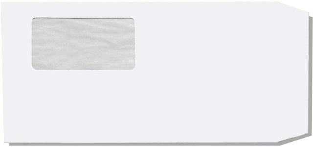 長3窓付封筒(長3PW)