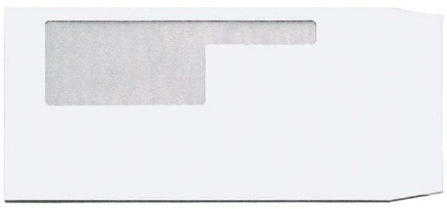 タイトル窓付封筒(長6PWb)